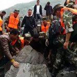 6月24日のできごと(何の日)【中国四川省】山崩れで140人以上不明に