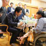 7月1日のできごと(何の日)【安倍晋三首相】福島県訪問