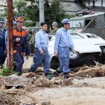 7月12日のできごと(何の日)【安倍晋三首相】九州豪雨被災地を視察