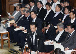 7月6日は何の日【菅直人首相】改めて続投に意欲