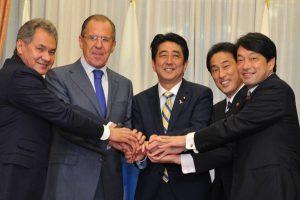 11月2日は何の日【安倍晋三首相】平和条約交渉進展へ意欲