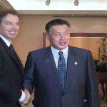 10月20日のできごと(何の日)【森喜朗首相】拉致疑惑「第三国で発見」を提案