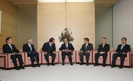 10月4日のできごと(何の日)【福田康夫首相】地方重視を強調