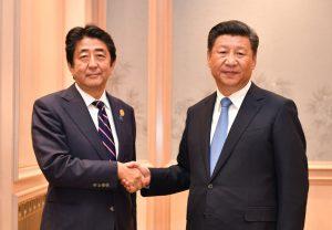 9月5日のできごと(何の日)【安倍晋三首相】中国・習近平国家主席と会談
