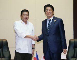 9月6日は何の日【安倍首相】フィリピン大統領と会談