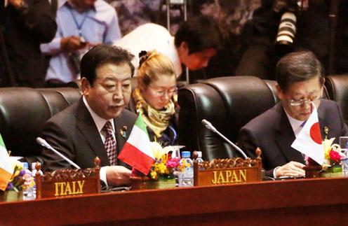 11月6日のできごと(何の日)【野田佳彦首相】中国と尖閣問題で応酬