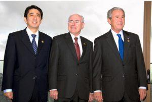 9月8日は何の日【安倍晋三首相】米豪首脳と会談