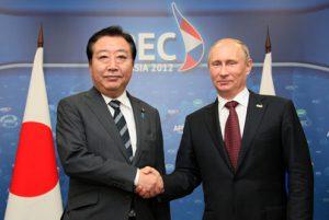 9月8日は何の日【野田佳彦首相】ロシア・プーチン大統領と会談