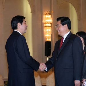 10月8日は何の日【安倍晋三首相】中国・胡錦濤国家主席と会談