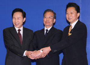 10月9日は何の日【鳩山由紀夫首相】中韓首脳と会談