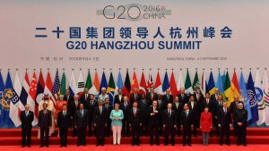 9月4日は何の日【G20首脳会議】中国で開幕