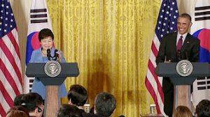 10月16日は何の日【米・オバマ大統領】韓国・朴槿恵大統領と会談