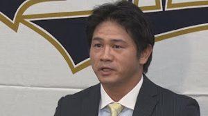 9月16日は何の日【オリックス・谷佳知外野手】引退会見