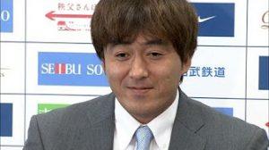 9月24日は何の日【西武・石井一久投手】現役引退を表明