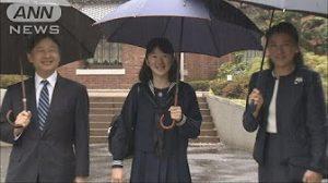 4月8日は何の日【愛子さま】学習院女子高等科にご入学