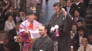 10月4日は何の日【大相撲・引退相撲】断髪式