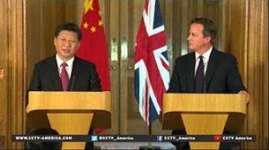 10月21日は何の日【中国・習近平国家主席】英・キャメロン首相と会談