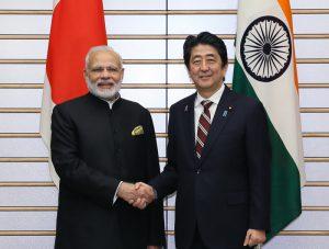 11月11日は何の日【安倍晋三首相】インド・モディ首相と会談
