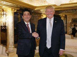 11月17日は何の日【安倍晋三首相】米・トランプ次期大統領と会談