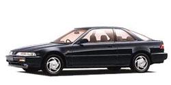 1989 平成元年4月20日【ホンダ・インテグラ】フルモデルチェンジ