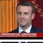 5月14日のできごと【エマニュエル・マクロン氏】仏新大統領に就任