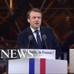 5月7日のできごと【仏大統領選挙】エマニュエル・マクロン氏が当選