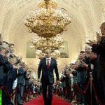 5月7日のできごと【ウラジミール・プーチン氏】ロシア第4代大統領に就任