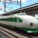 6月23日のできごと(何の日):東北新幹線開業