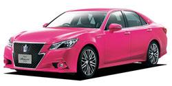10月2日のできごと(何の日)【ピンクのクラウン】受注台数は650台