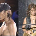 1993 平成5年6月2日【B'z】シングル「裸足の女神」発売