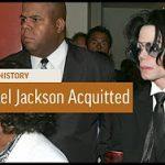 6月13日のできごと(何の日)【米陪審】マイケル・ジャクソン氏に無罪評決