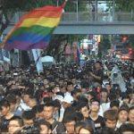 2017 平成29年5月24日のできごと【台湾】同性婚禁止は「違憲」