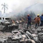 6月30日のできごと(何の日)【インドネシア・スマトラ島】軍輸送機が住宅街に墜落