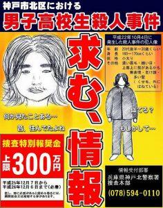 10月4日のできごと(何の日)神戸市男子高校生刺殺事件