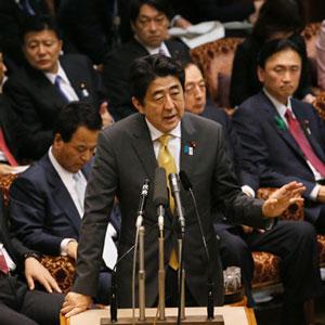 4月22日のできごと【安倍晋三首相】「村山談話」そのまま継承せず