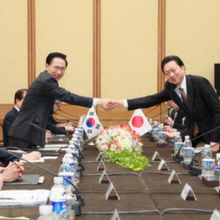 5月29日のできごと【鳩山由紀夫首相】韓国・李明博大統領と会談