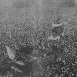 12月22日のできごと(何の日) チャウシェスク政権崩壊
