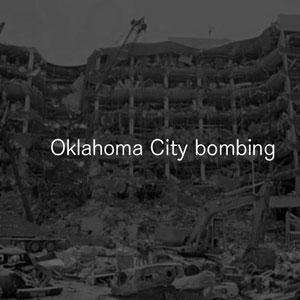 4月19日のできごと(何の日)米・オクラホマ州連邦ビル爆破テロ